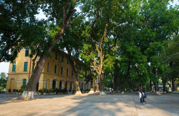 Nghị luận về Nét đẹp văn hóa học đường